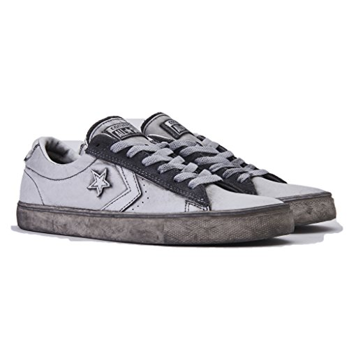 Converse Sneakers Uomo, Pro Leather Vulc Ltd 158573C/WHITE Smoke In, Colore Bianco, In Pelle, Nuova Collezione Primavera Estate 2018