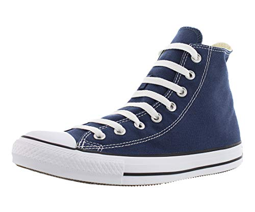 Converse Clothing & Apparel Chuck Taylor All Star High Top Sneaker Navy 6.5 M -