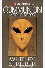 Communion: A True Story Hardcover