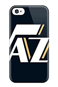 Hot 3786431K241511164 utah jazz nba basketball (26) NBA Sports & Colleges colorful iPhone 4/4s cases