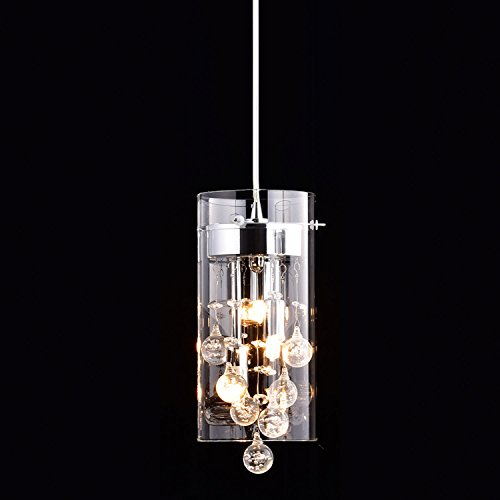 crystal pendant light - 8