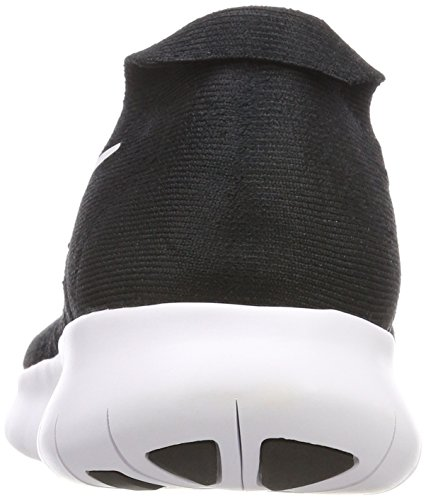 2017 Flyknit Shoes White NIKE Running White 001 Rn Black WMNS Free Women's Black Black Black xcnc7qXRBW