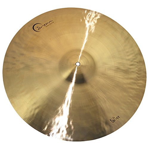 "BPT22 New Dream Bliss Paper Thin 22"" Crash/Ride Cymbal Audio BPT220 from Dream Cymbals and Gongs"