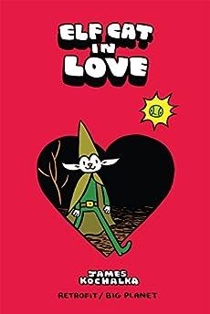 Elf Cat in Love