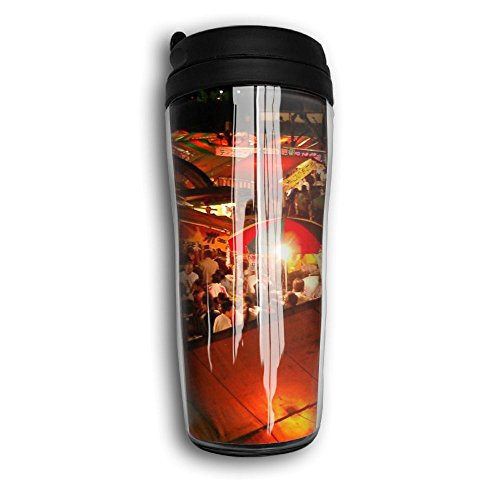 Japanese Festival Feast Hot Sale Double Wall Insulation Stainless Steel Coffee Thermos Cup Mug Thermal Bottle 350 Ml Carry Travel Mug Water Bottle by How To Drink
