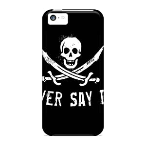 Iphone 5c VkC8714lFCL Customized Lifelike Goonies Series Anti-Scratch Cell-phone Hard Covers -DustinFrench