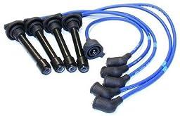 NGK (8019) HE65 Premium Spark Plug Wire Set