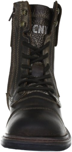 Yellow Cab Women Y25049_Combat Combat Boots Brown - Braun (Tan) jOtaXOzQO