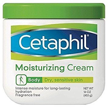 Cetaphil Fragrance Free Moisturizing Cream, 16-Ounce Jars (Pack of 1) Review