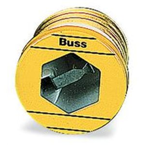 Fuse, 8A, W, 125Vac, Screw-in, Pk4 by Bussmann
