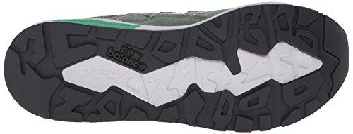 New Balance Womens Wrt580 Classic Running Sneaker Green