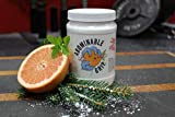 Abominable Grip - 4oz - Organic Essential Oil Infused Chalk - for Crossfit, Powerlifting, Rock Climbing - Stimulate Consciousness and Alertness with Aromatherapy (4)