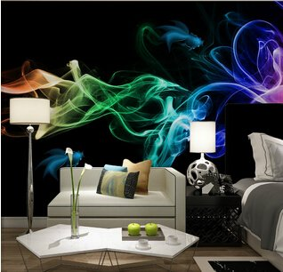 300x250cm Custom Photo Wallpaper Modern 3d Wall Mural