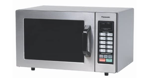 Amazon.com: Panasonic 0,8 cuft acero inoxidable horno de ...