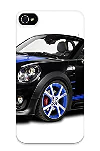 Crazinesswith Ultra Slim Fit Hard Case Cover Specially Made For Iphone 4/4s- 2013 Ac Schnitzer Mini Cooper S
