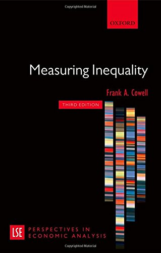 Measuring Inequality (London School of Economics Perspectives in Economic Analysis) by Oxford University Press