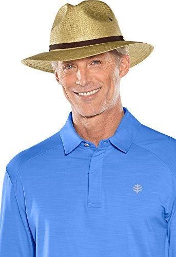 4022647704a Coolibar UPF 50+ Men s Fairway Golf Hat - Sun Protective - Buy ...