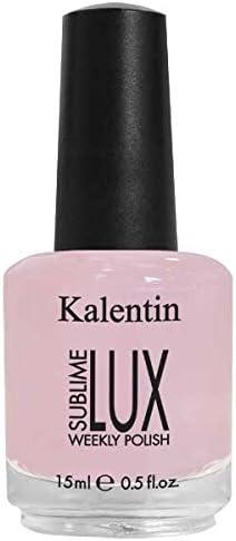 kalentin esmalte de uñas profesional, número 51, 1er Pack (1 x 15 ml): Amazon.es: Belleza