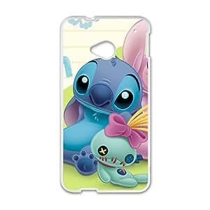 Malcolm Lilo & Stitch Case Cover For HTC M7