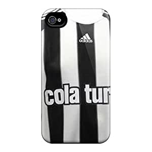 Durable Case For The Iphone 4/4s- Eco-friendly Retail Packaging(besiktas Forma)