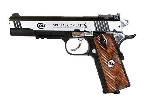 Colt 1911 Special Combat Classic CO2 BB Pistol, .177 Cal.