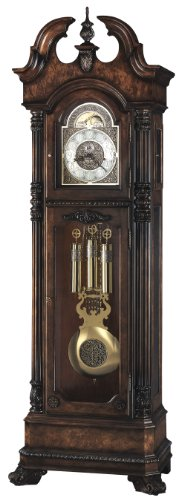 picture of Howard Miller 610-999 Reagan Grandfather Clock by
