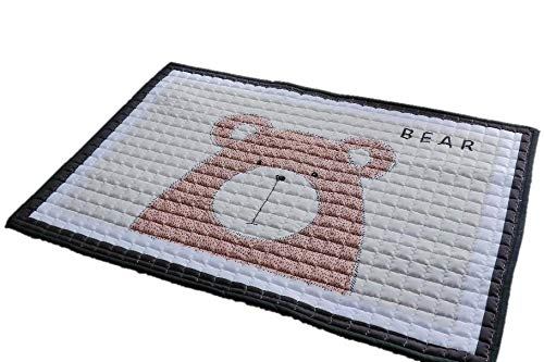 Cran & Berry - Animal Play/Activity Mat (Bear) by Cran & Berry
