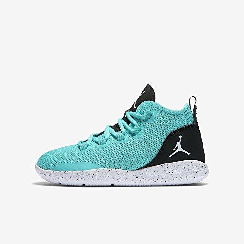 Nike Jordan Afslører Gg Hyper Jade / Hvid-sort-hvid, Størrelse 8