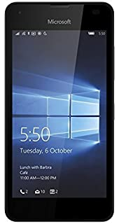 san francisco f7f6f 89374 Microsoft Lumia 650 (Dual SIM, Black Dark Silver): Amazon.in ...