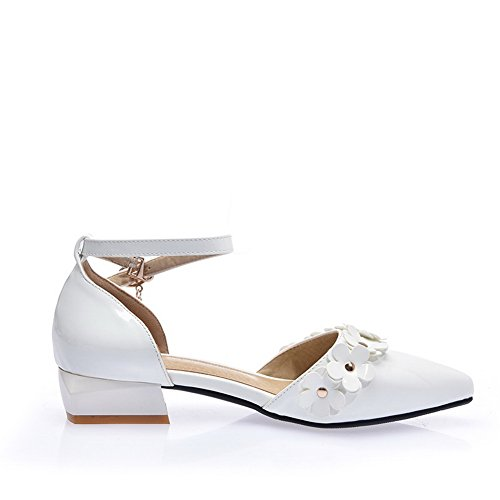 1TO9 Womens Toggle Non-Marking Water_Resistant Urethane Sandals MJS03185 White xSaSHeiIVm