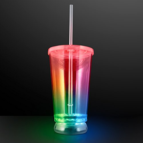 Led Light Up Straws in Florida - 5