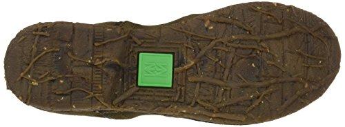 Lux El Angkor Suede Bottes Chelsea Femme Naturalista N996 Vert Kaki wwax6Bv
