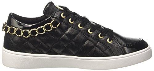 Guess Collo Basso Glinna Donna Sneaker Nero a tzFvrqtxwB