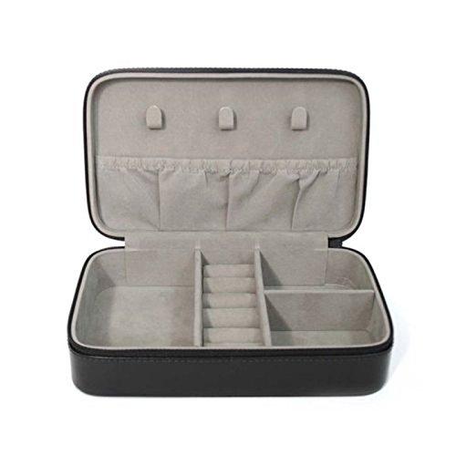 Bonded Leather Jewelry (Royce Leather Aristo Jewelry Case)