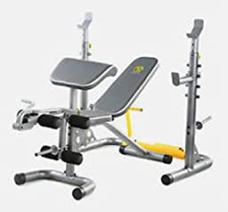 Gold\'s Gym XRS 20 Olympic Workout Bench and Rack
