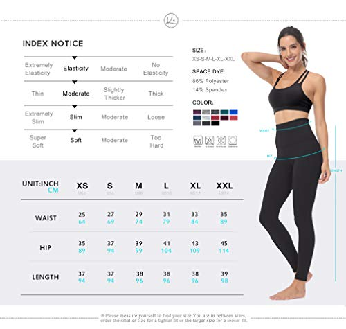 QUEENIEKE Women Yoga Leggings High Waist Running Pants Workout Tights 60129