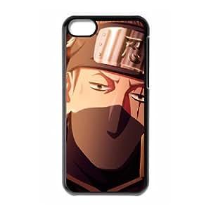 Hatake Kakashi Naruto iPhone 5c Cell Phone Case Black Present pp001-9460792