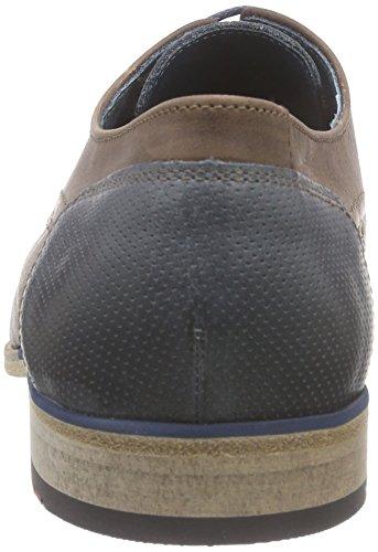 5 Herren Donnelly Jeans LLOYD Derby Espresso Braun OY1wq1