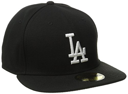 10023395 black Nero Berretto Unisex New Era 1OxqfBn5w