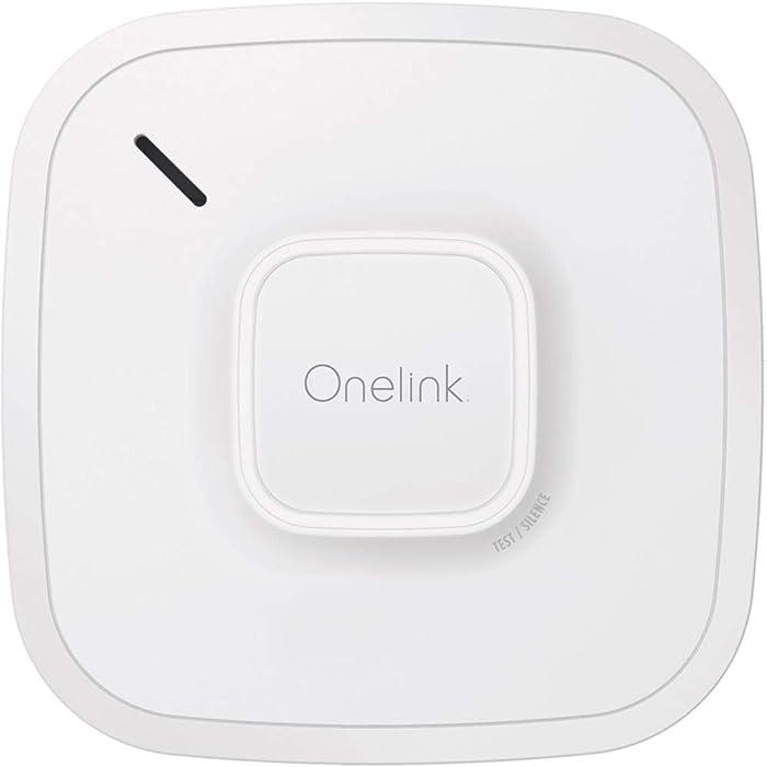 Onelink Smoke Detector and Carbon Monoxide Detector | Hardwired | First Alert
