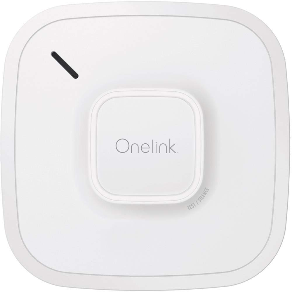 Onelink Smoke Detector and Carbon Monoxide Detector | Hardwired | First Alert by First Alert