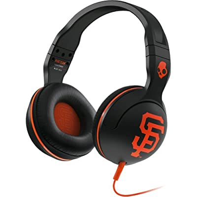 Skullcandy MLB Hesh 2.0 San Francisco Giants with Mic Sports Collection Wired Headphone - Red