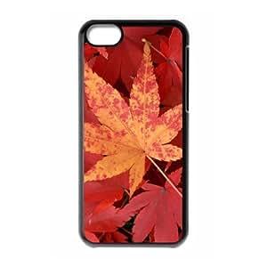 Maple Leaf ZLB572139 Custom Phone Case for Iphone 5C, Iphone 5C Case