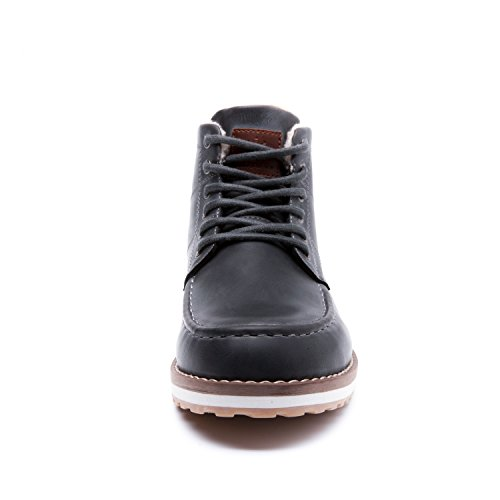 Global Win Globalwin Heren Classic Winter Water Resistnat Chukka Boots Grijs