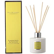 Max Benjamin Lemongrass & Ginger Diffuser 150 ml