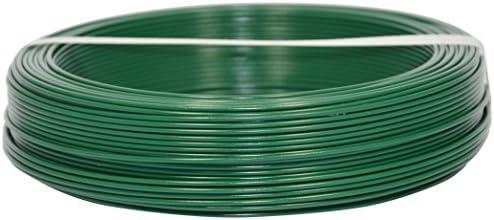 Corderie Italiane 002014102 ijzerdraad kunststof groen 32 mm 100 m
