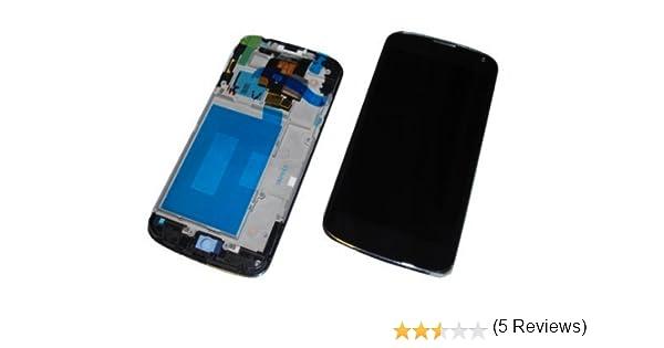 Pantalla táctil LCD con digitalizador para LG E960 Nexus 4 ...