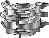 MLCS Stacked Rail and Stile Shaper Cutter--Ogee Profile