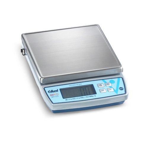 Edlund BRV-320 Bravo 20 Pound Digital Portion Control Scale by Edlund