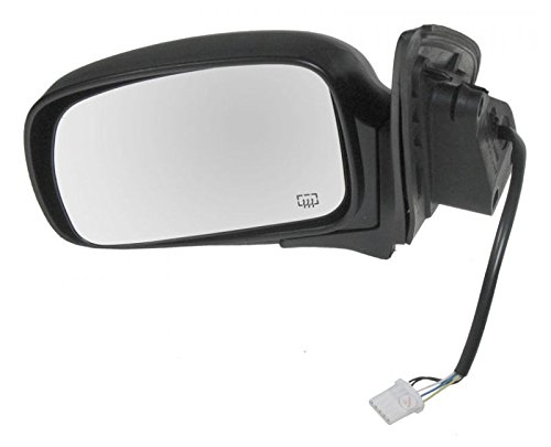 Power Heated Side View Mirror Driver Left LH for 99-02 Nissan Quest Villager ()